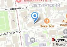 Компания «Турне» на карте