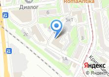 Компания «Росавтоматизация» на карте