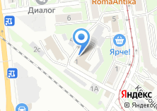 Компания «Монтажпромстрой» на карте