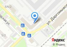 Компания «Студия Суши» на карте