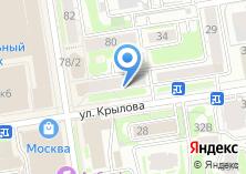 Компания «Декорум Студия» на карте