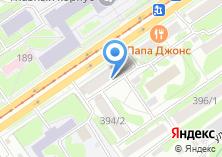 Компания «Epoint» на карте