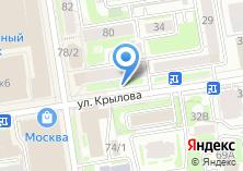 Компания «Березка-М» на карте