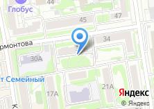 Компания «Нотариусы Дяденко И.В. Трундукова Н.П» на карте