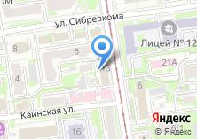 Компания «Автоцентраль» на карте