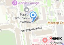 Компания «АЛЬЯНС-МЕДИА» на карте