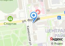 Компания «МаркетПодарков» на карте