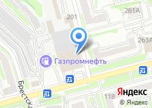 Компания «АВТОРЕГИСТРАТОР» на карте