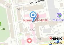 Компания «Центральная Ветеринарная Клиника» на карте