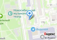 Компания «Сервис-Сибирь» на карте