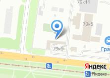 Компания «МОТОРО» на карте