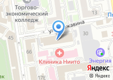 Компания «Рус Ремонт» на карте