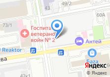 Компания «ЛитошМоторс» на карте