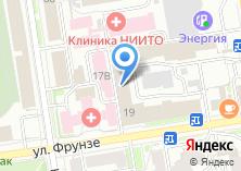 Компания «Мастер Шар» на карте