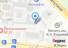Компания «Интернет-магазин детской мебели» на карте