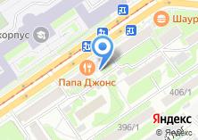 Компания «Переменка» на карте