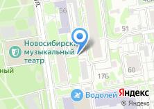 Компания «Рось» на карте