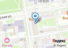 Компания «BarBQ» на карте