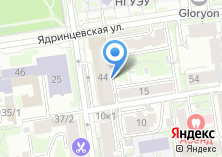 Компания «Плетеная мебель» на карте