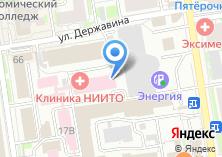 Компания «Медицинский Технопарк» на карте