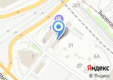 Компания «РЕМБЫТТЕРМО» на карте