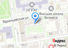 Компания «Преображение» на карте