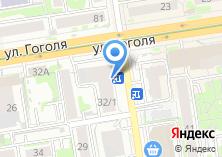 Компания «А Сервис» на карте