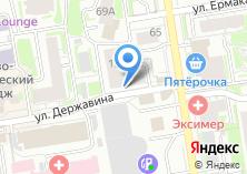 Компания «Центр Активного Туризма» на карте
