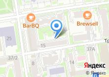 Компания «Вектор+» на карте