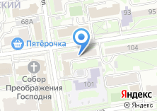 Компания «Птицепром» на карте
