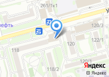 Компания «Сервис Мобильных Систем» на карте