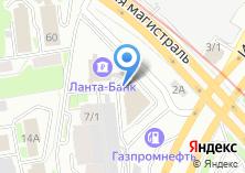 Компания «Ателье Турчаниновой» на карте