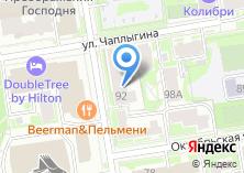 Компания «Юф процесс» на карте