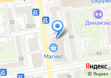 Компания «FOX» на карте