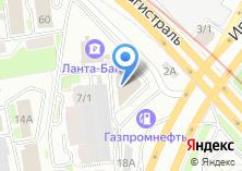 Компания «Первый Эксперт» на карте