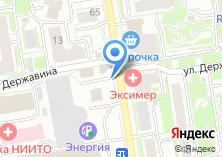 Компания «АБАКУС» на карте