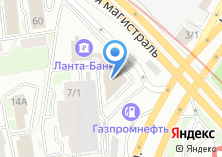Компания «Новая Сибирь» на карте