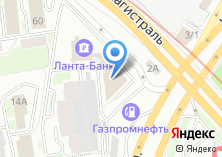Компания «Пауль Хартманн Сибирь» на карте