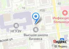 Компания «ДокСервис» на карте