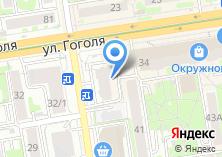 Компания «Связной сеть салонов связи» на карте