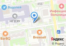 Компания «#1 факультет» на карте