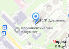 Компания «СТРОЙ-РЕГЛАМЕНТ» на карте
