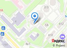 Компания «Сказочная печь» на карте