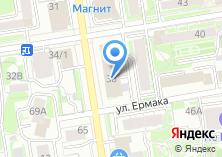Компания «ЭкспоНск» на карте