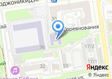 Компания «Акварель» на карте