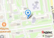 Компания «Фонд социальной поддержки населения Новосибирской области» на карте