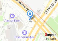Компания «Новососедово горнолыжный комплекс» на карте