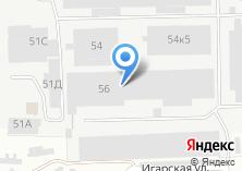 Компания «Портер» на карте