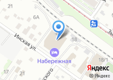 Компания «Корунд центр» на карте