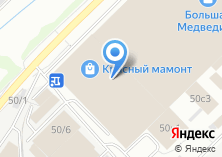 Компания «PARKETOFF Group» на карте